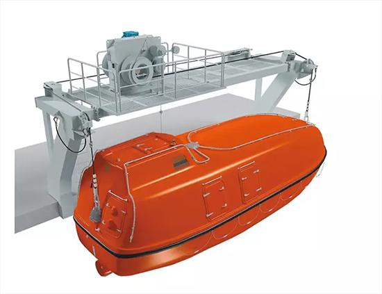 XYJ series High quality marine fishing hydraulic trawl winch