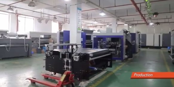 Digital Textile Printer with 8 Heads Epson 4720i3200 Printhead XC07