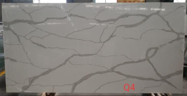 white quartz slabs solid surface synthetic boards