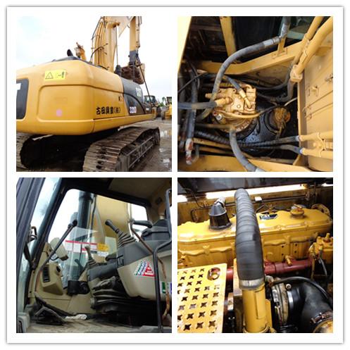 Used CATERPILLAR 320D crawler excavator on sale