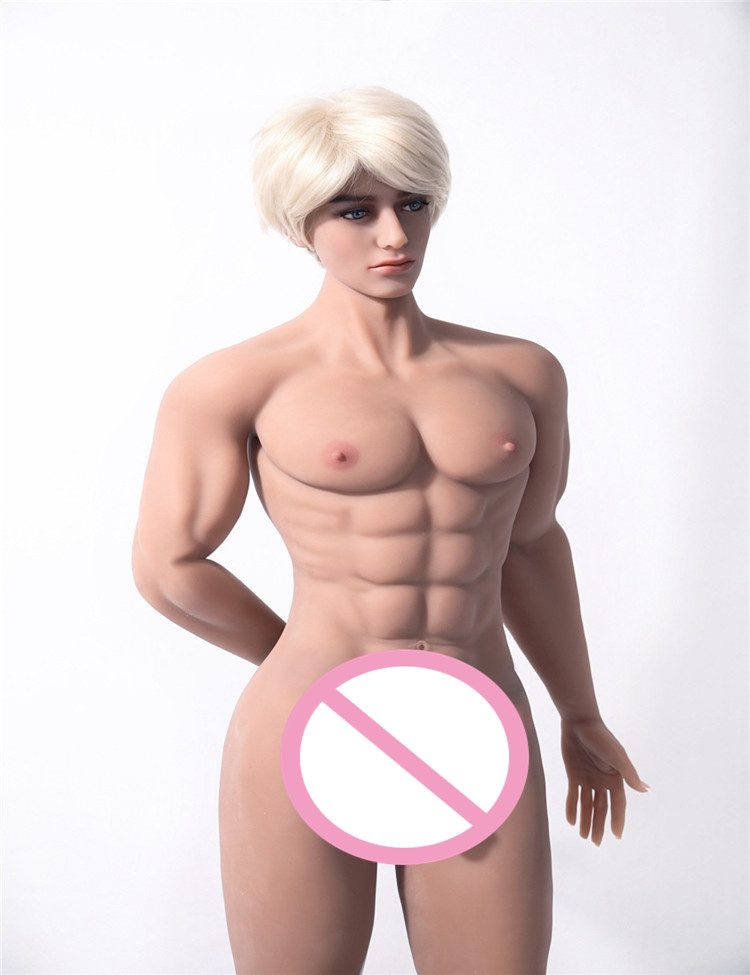 180cm Masturbators Gay Male Sex Doll Life Size with Big Penis Silicone Love Doll Sex Dolls for Women
