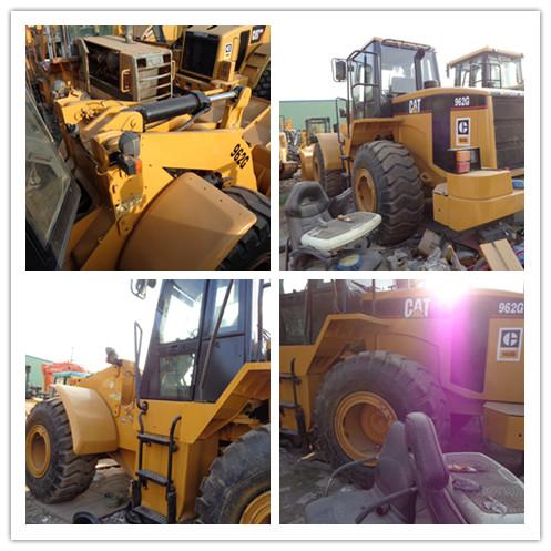 Used Caterpillar 966H wheel loader on sale