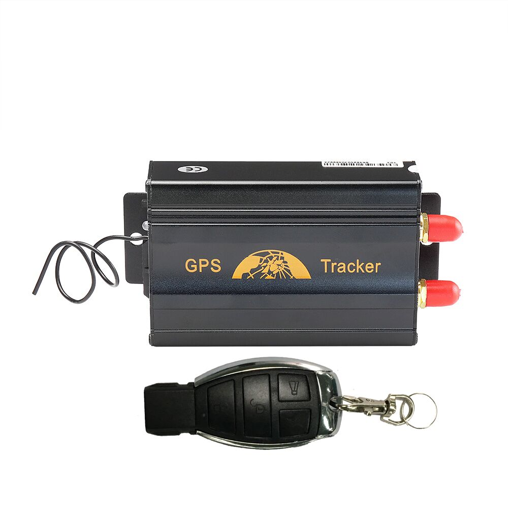 GSM GPS Tracker Car Alarm System Coban 103b with Speed Door Alarm amp Engine Stop Remotely