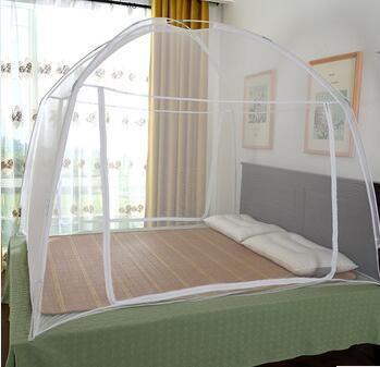AMVIGOR Two Doors Folded Mosquito Nets