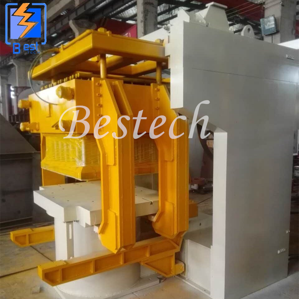 Multi Contact Sand Molding Machine for Manhole Cover