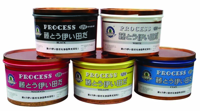Offset UV printing ink Product