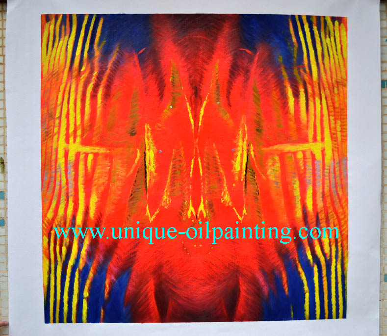 abstract oil painting contemporary oil painting