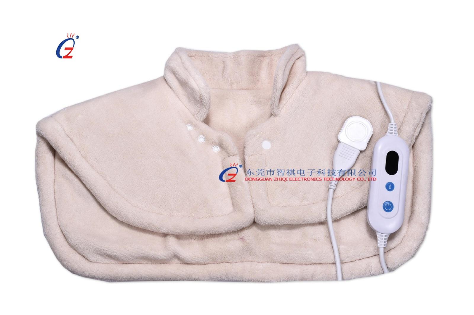 Neck and shoulder heat pad manufactuer Zhiqi Electronics