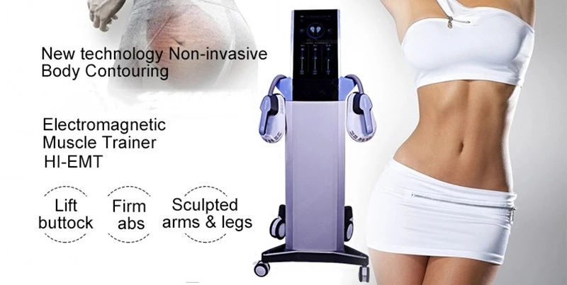 EMSCULPT Fitness ABS trainer muscle pain relief Tesla sculpt electronic ems device equipment