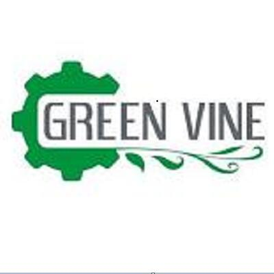 Green Vine Vertical Glass Drilling and Milling Machine