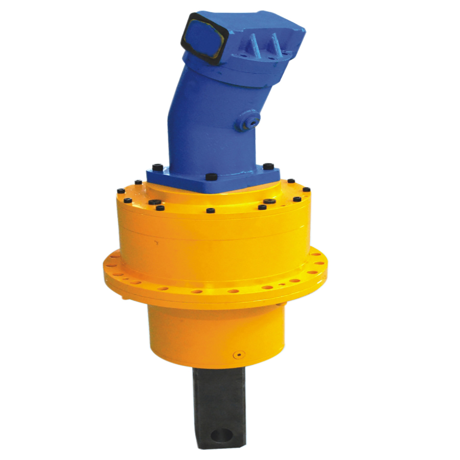 813t Adh Series Excavator Power Head Attachment Hydraulic Auger Drive Suit for Sale