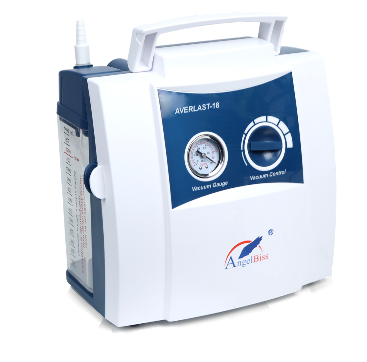 ANGELBISS Portable Suction Machine