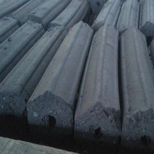 Wood Sawdust charcoal briquette