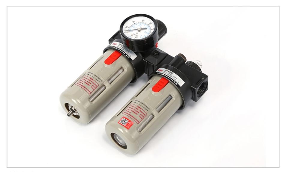 pneumatic AFCBFC Series FRL combination air Source treatment unit filter regulator lubricator