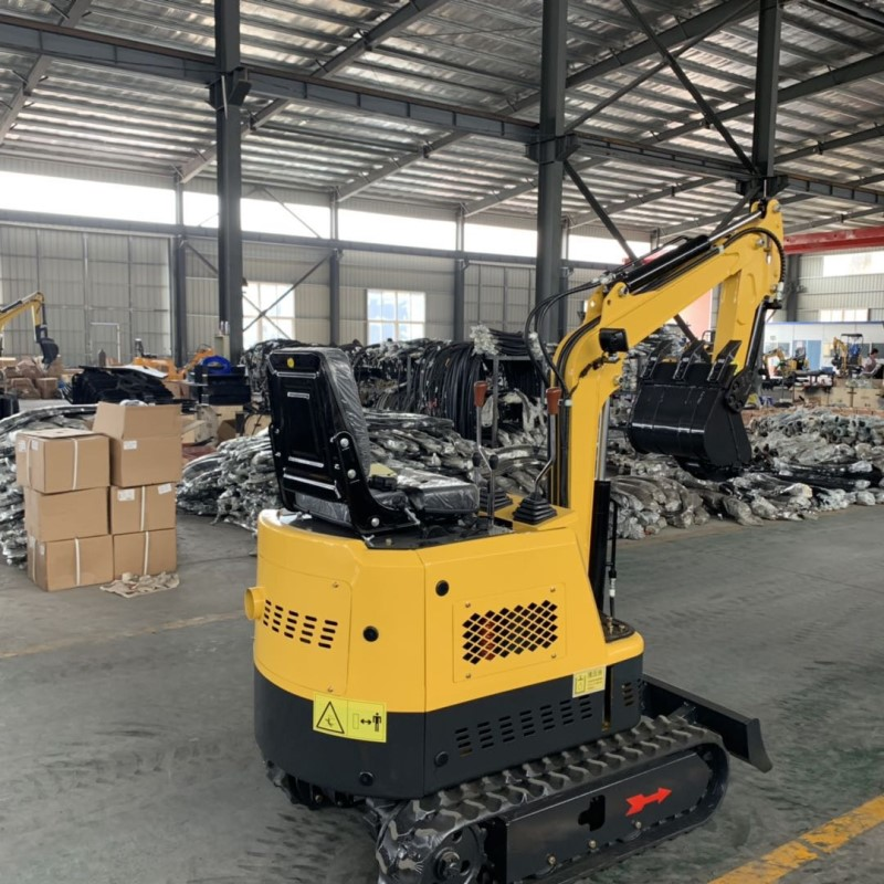 China best quality 1 tons mini excavator for sale