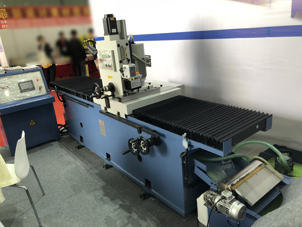 Automatic Knife Grinding Machine with magnetic filter Model DMSQHC