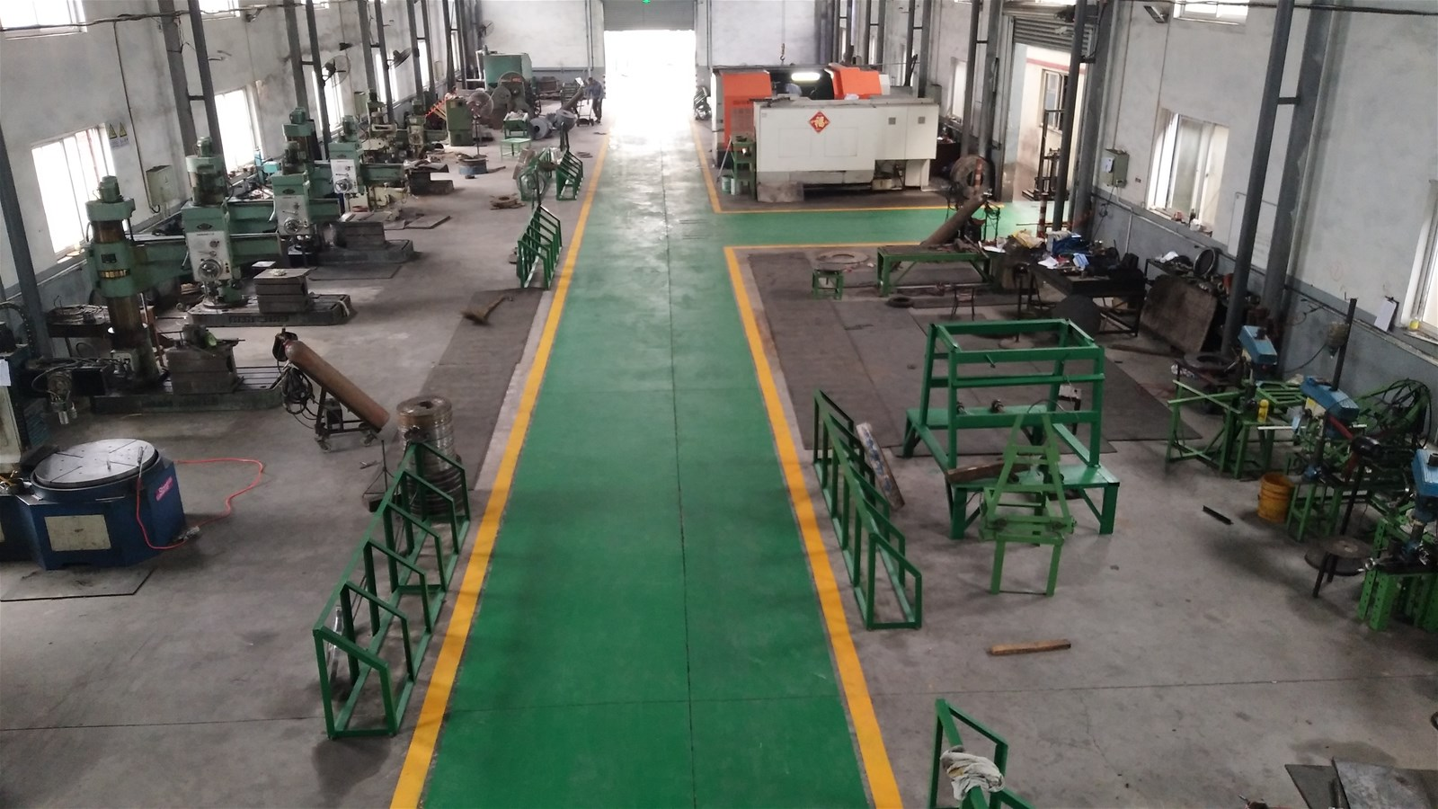 Semisteel Tire mould Manufacturing Qingdao PinJin Precision Mold Co Ltd