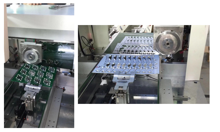 085mm Imported high speed steel Automatic PCB depaneling machine