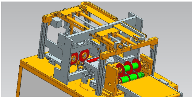 Fully Automatic Double Direction PCB Depaneling Machine