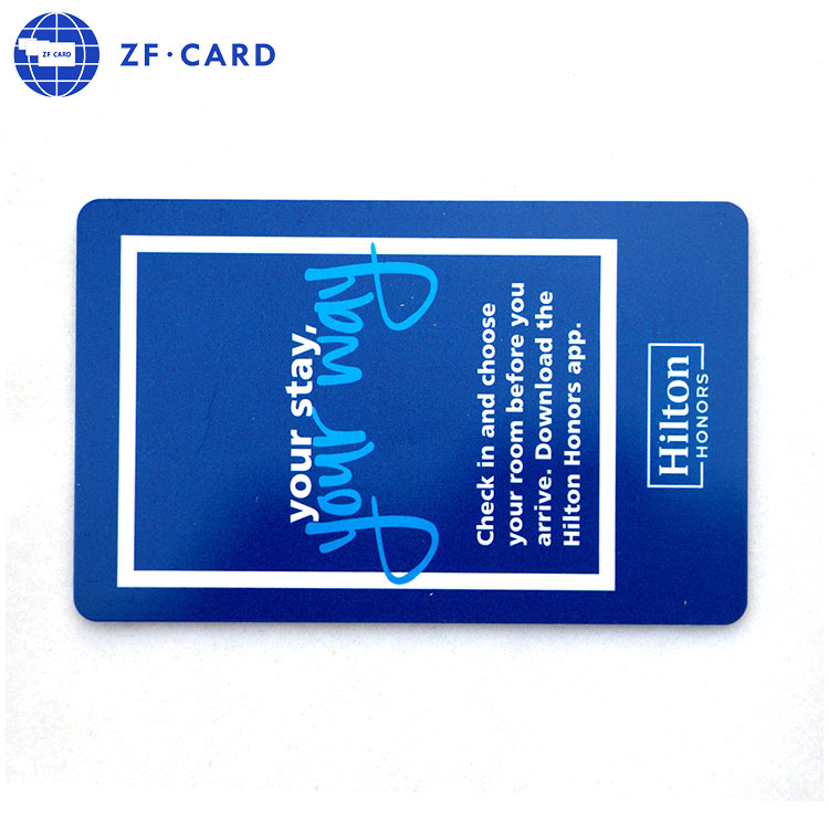HF 1356MHz TI2048 RFID Contactless Card for Access Control