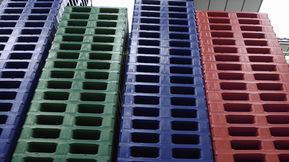 Brand New and Used Plastic Pallet