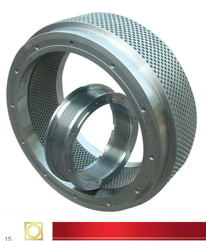 Ring die and Roller for all brand pellet machine