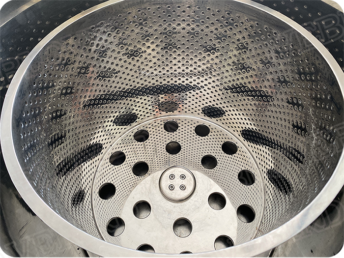 EEC series ethanol extraction hemp oil centrifuge machine extractor