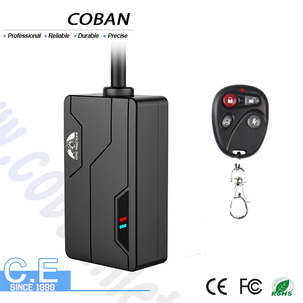 Vehicle GPS Tracker Car GPS Locator rastreador realtime gps tracker mini tk311 coban gps tracker device