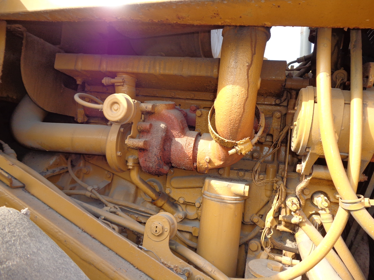 Used CATERPILLAR 966F wheel loader 966H 966F on sale
