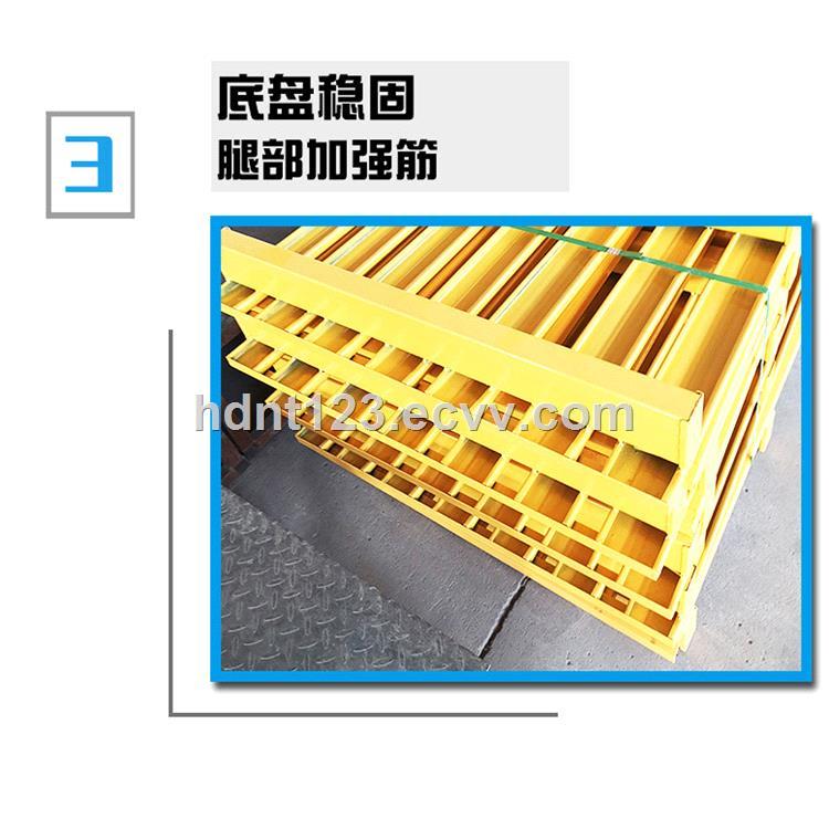 Steel Palletmetal palletsplastics palletsFour Way Entry Galvanized Warehouse Steel Pallets