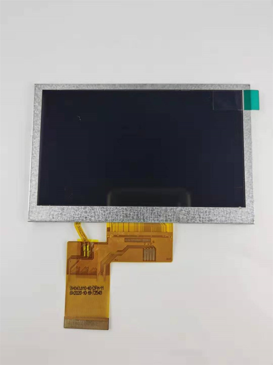 China manufacturer OEM 43 inch graphic screen 800x480 tft lcd touch oneplus lcd screen display monitor