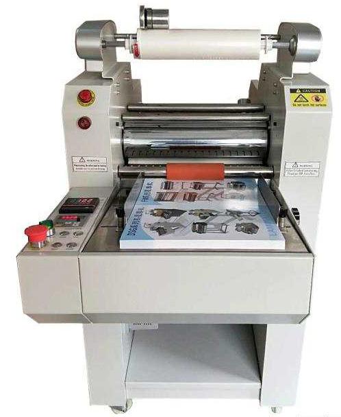 Mini Auto Laminating Machine Model 390A