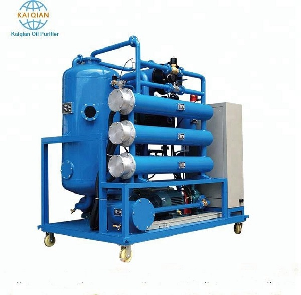 TyG Vacuum Hydraulic Oil Filtration Machine