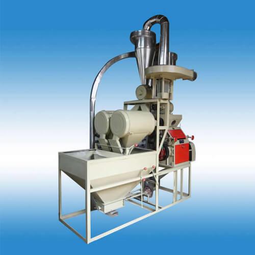 Wheat Flour Mill Machine With Price