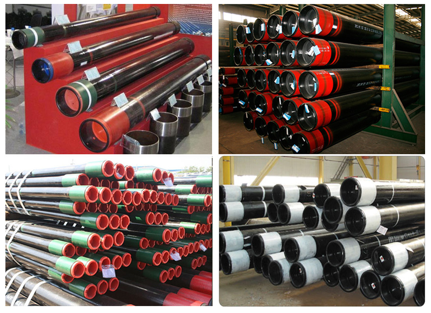 Casing Tubing OCTG manufactured according to API standard