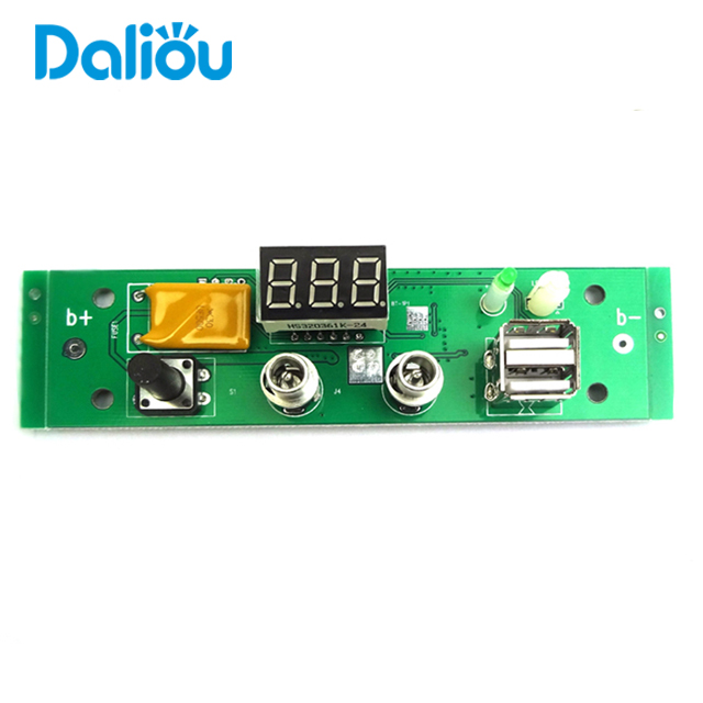 High quality printed circuit board assemblyelectronic pcba prototypepower board