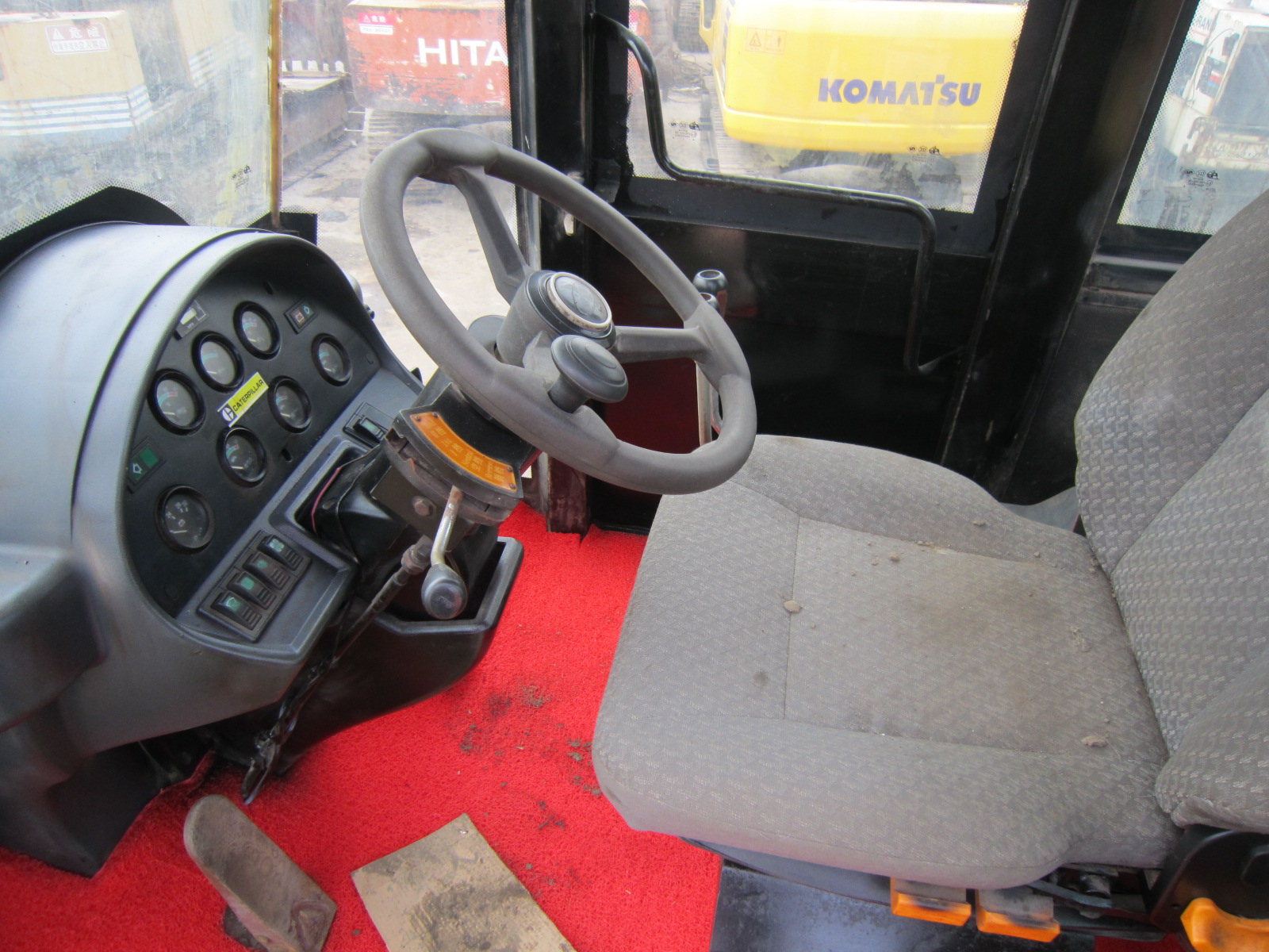 Used Loader Caterpillar 950G 962H 950E 966G Used Cheap CATERPILLAR CAT 950G Wheel Loader with good condition
