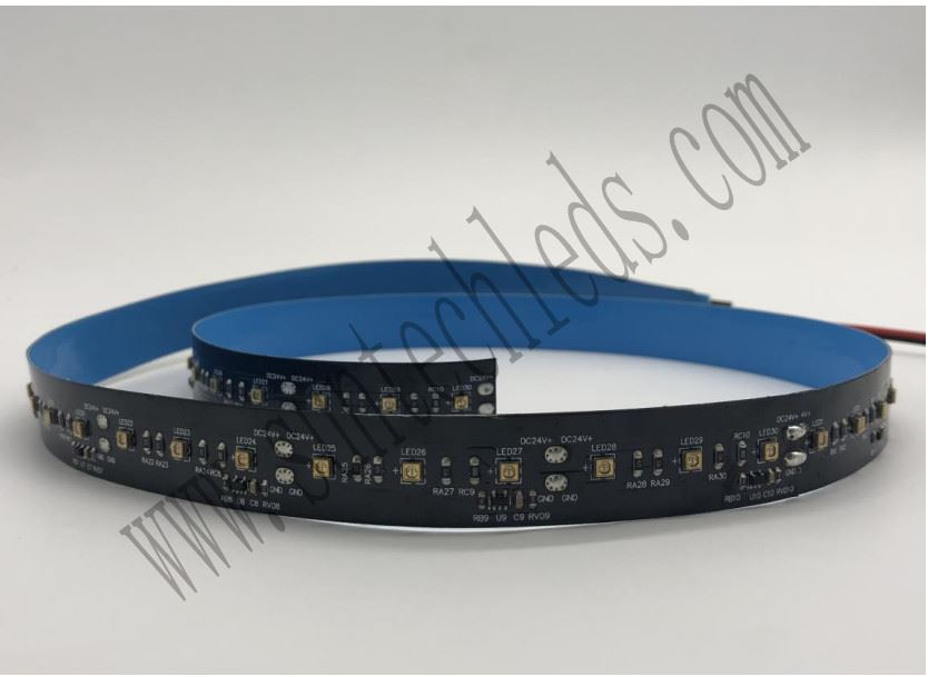 Germicidal UVC LED Strip 24v 265nm 275nm