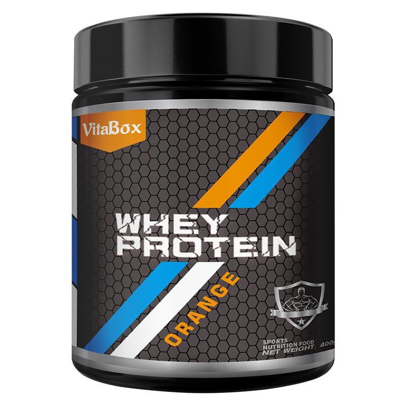 Manufacture Supply Whey Protein Powder