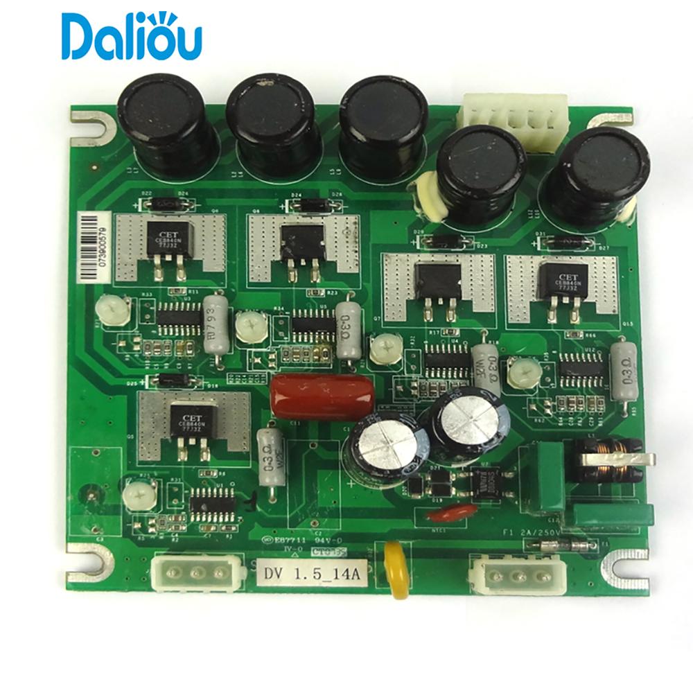 One stop circuit board design control board PCBA layout