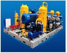 Natural gas processing CNG LNG equipment