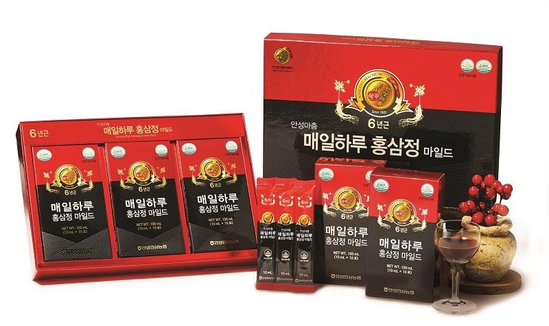 KGinseng brand Korean Red Ginseng Extract Stick Mild