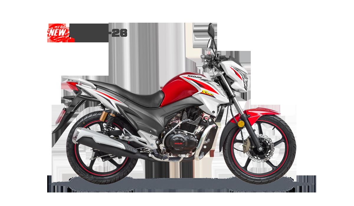 180cc street motorcycle HAOJIN sport motorcycles