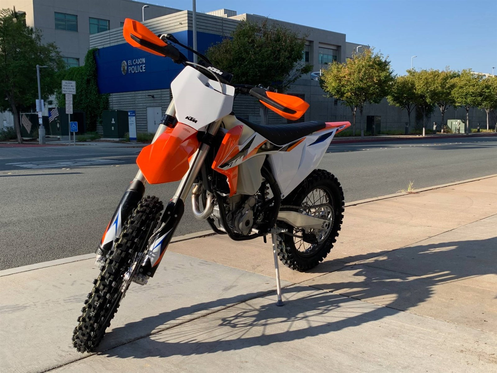 Discount Price For Brand New 2020 KTM 450 XCF Motorcycle
