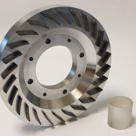 Back Grinding Wheel for LED Substrate