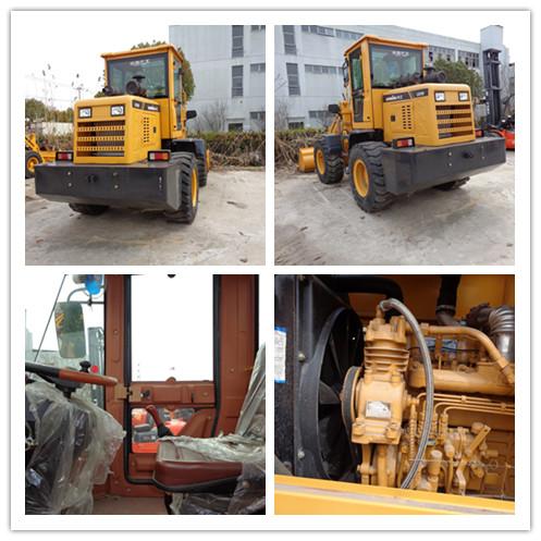Used LONKING LG928 wheel loader on sale
