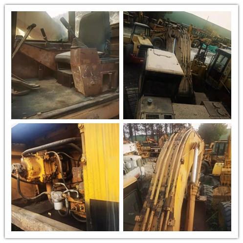 Used CATERPILLAR E200B excavator on sale