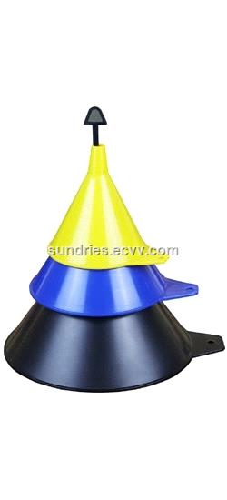Oil Drain Pan 10 Litre PE Plastic Fluid Oil Drip Tray