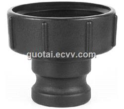 IBC Hose Adapter Reducer Connector Water Tank Fitting 2 Standard Coarse Thread Durable Garden Hose Pipe Tap Storage