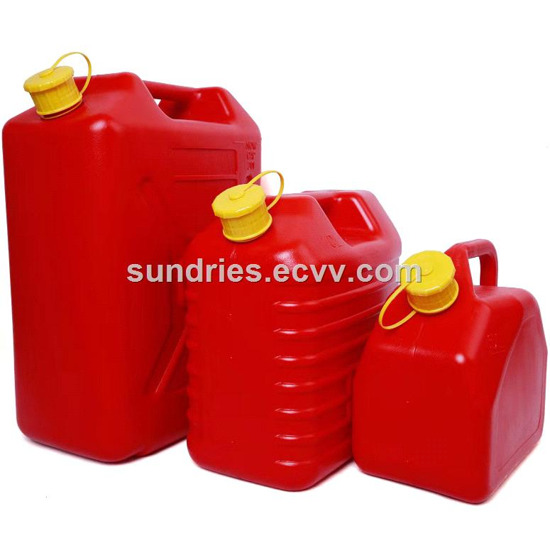 HDPE Plastic Oil Fuel Can 51020 Liter Explosafe Petrol Diesel Can
